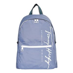 TOMMY HILFIGER Batoh 'TH SIGNATURE BACKPACK'  modrá