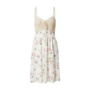 Hailys Letné šaty 'Kana'  zmiešané farby / biela
