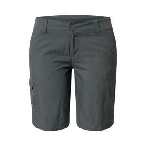 COLUMBIA Športové nohavice 'East Ridge™ II'  sivá