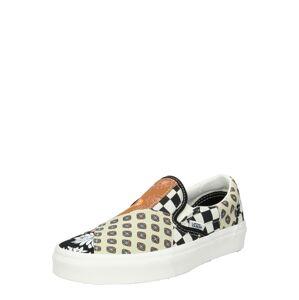 VANS Slip-on obuv 'UA Classic'  hnedá / čierna / biela