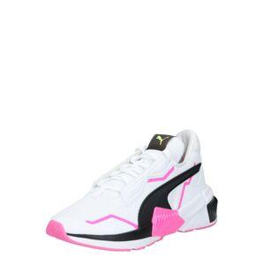 PUMA Športová obuv  ružová / biela / čierna