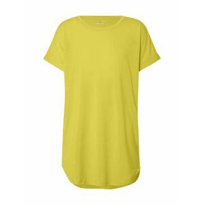Bogner Fire + Ice Tričko 'EVIE'  žltá