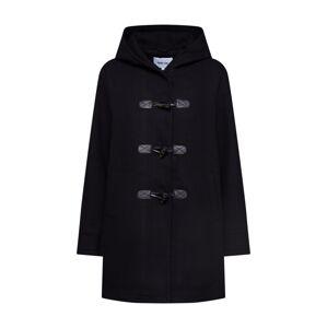 ABOUT YOU Prechodný kabát 'Birka'  čierna