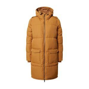 OBJECT Zimný kabát 'Zhanna'  svetlohnedá