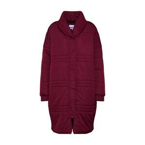Native Youth Zimný kabát 'NUBLU PUFFER JACKET'  burgundská