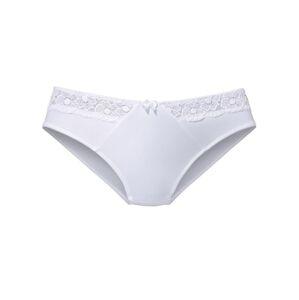 LASCANA Nohavičky  biela