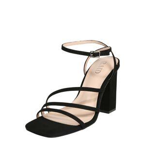 Raid Remienkové sandále 'ANALEA'  čierna