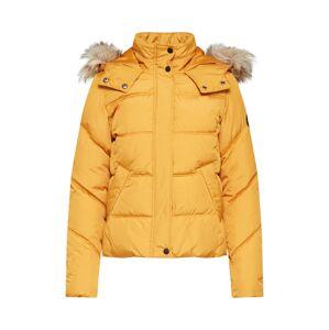 ONLY Zimná bunda 'North'  horčicová
