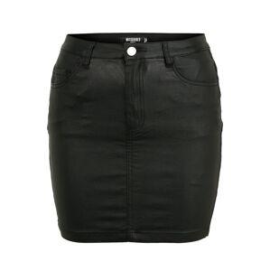 Missguided (Petite) Sukňa  čierna