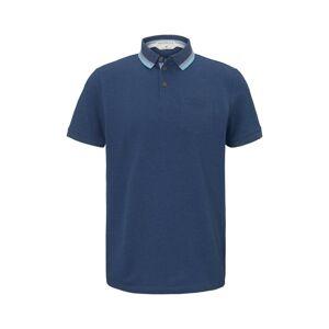 TOM TAILOR Tričko  modrá / svetlomodrá