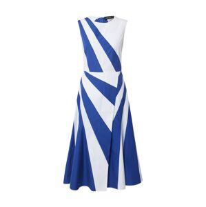 Sportmax Code Šaty 'FREDDY'  modrá / biela
