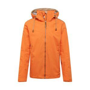 ICEPEAK Športová bunda  oranžová