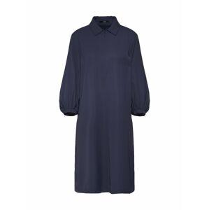 Someday Košeľové šaty 'Qedrik'  tmavomodrá