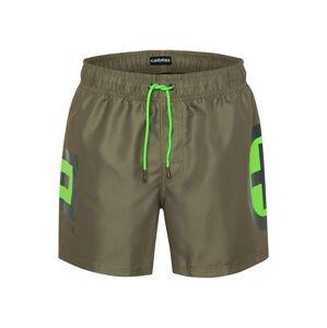 CHIEMSEE Plavecké šortky  zelená