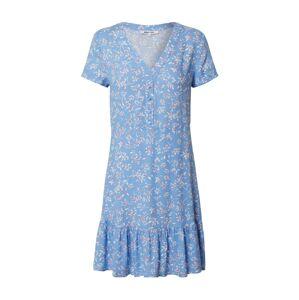 ABOUT YOU Letné šaty 'Joelle'  modrá / zmiešané farby