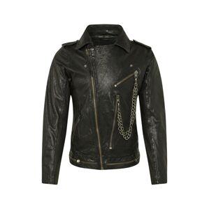 tigha Prechodná bunda 'Delane'  čierna