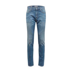 Calvin Klein Jeans Džínsy 'CKJ 026 SLIM'  modrá denim