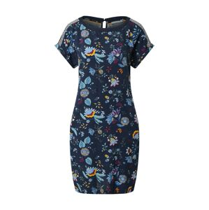 CECIL Šaty  zmiešané farby / modrá
