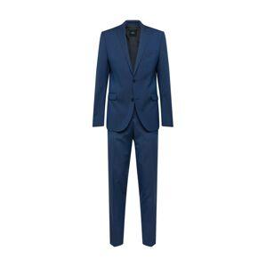 s.Oliver BLACK LABEL Oblek  námornícka modrá