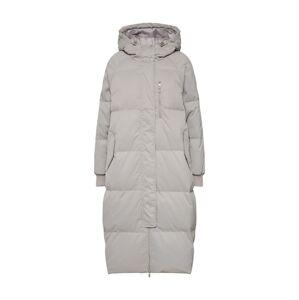 GAP Zimný kabát  strieborná / sivá