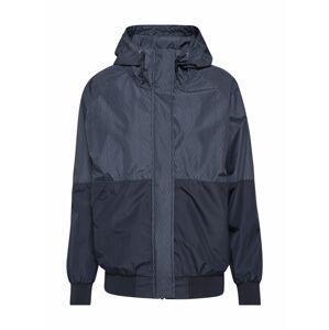 Iriedaily Prechodná bunda 'Blurred Jacket'  čierna