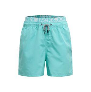 JACK & JONES Plavecké šortky 'IARUBA'  svetlomodrá