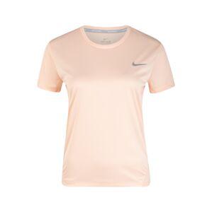 NIKE Funkčné tričko 'Miler'  ružová