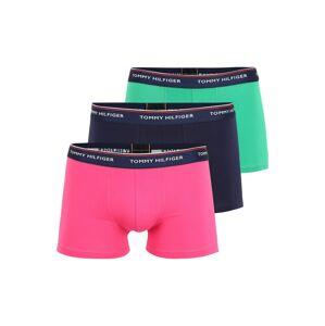 Tommy Hilfiger Underwear Boxerky  modrá / ružová / zelená