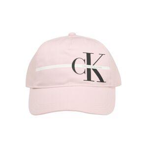 Calvin Klein Jeans Čiapky  ružová / čierna