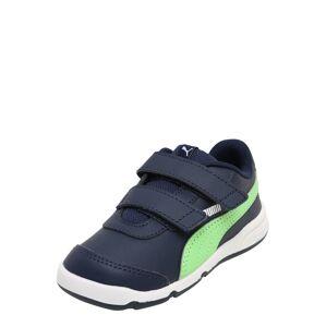 PUMA Športová obuv 'Stepfleex 2'  námornícka modrá / mätová