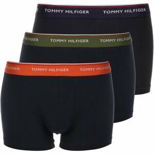 Tommy Hilfiger Underwear Boxerky  tmavomodrá / čierna / červená / zelená