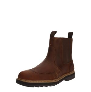 TIMBERLAND Snehule 'Squall Canyon WP WT Chels'  hnedá