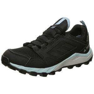 ADIDAS PERFORMANCE Športová obuv 'TERREX Agravic'  čierna / svetlomodrá