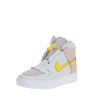 Nike Sportswear Členkové tenisky 'W NIKE VANDALISED'  biela / ružová