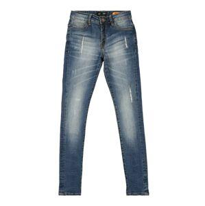 Cars Jeans Nohavice 'BONAR'  modrá denim