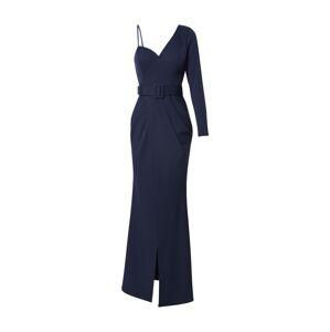 Forever Unique Večerné šaty 'VERONICA'  námornícka modrá