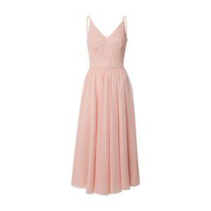 SWING Kokteilové šaty  koralová / ružová