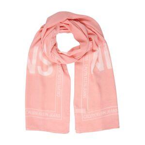 Calvin Klein Jeans Šál 'Billboard'  ružová