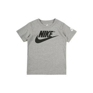 Nike Sportswear Tričko 'The Futura is Mine'  sivá