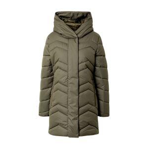 JACK WOLFSKIN Outdoorový kabát 'Kyoto'  sivobéžová