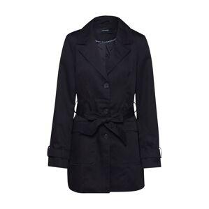 VERO MODA Prechodný kabát 'VMABBYSOFIA 3/4 TRENCHCOAT BOOS'  čierna