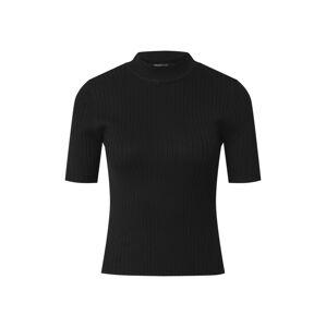 Gina Tricot Tričko 'Kajsa'  čierna