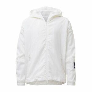ADIDAS PERFORMANCE Športová bunda 'W.N.D. Primeblue'  čierna / biela