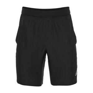 ADIDAS PERFORMANCE Športové nohavice '4K Sportlevel  Z Woven 8'  čierna