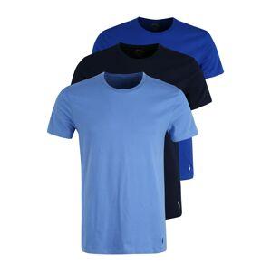 Polo Ralph Lauren Tričko  modrá / svetlomodrá / tmavomodrá