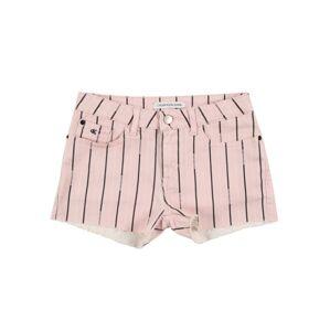 Calvin Klein Jeans Nohavice  ružová