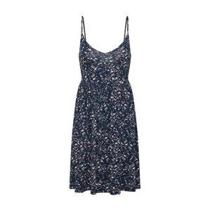 ABOUT YOU Letné šaty 'Lavina'  námornícka modrá / zmiešané farby