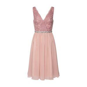 mascara Kokteilové šaty 'MC181281C'  rosé