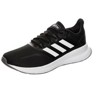 ADIDAS PERFORMANCE Bežecká obuv 'Runfalcon'  biela / čierna