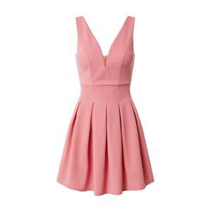 WAL G. Kokteilové šaty  ružová